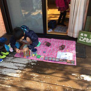 20171123北おひさま食堂と子どもフリマ1